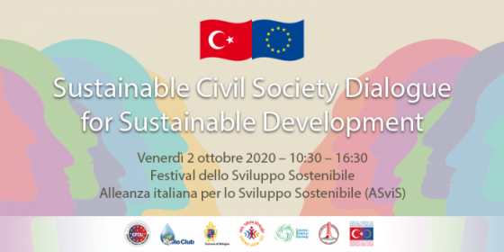 Sustainable civil society dialogue for sustainable development (SCSD-SD)