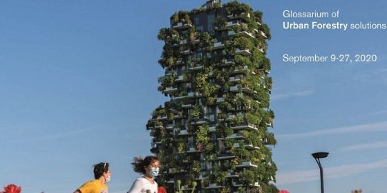 Green Obsesssion - Exhibition by Stefano Boeri Architetti in collaboration with the Italian Embassy in Berlin and CLB Berlin (10.-27.09.20)