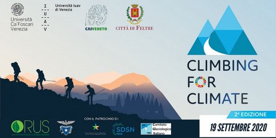 Climbing For Climate
