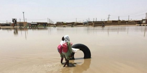 Sudan Floods – the Italian contribution to Disaster Risk Reduction