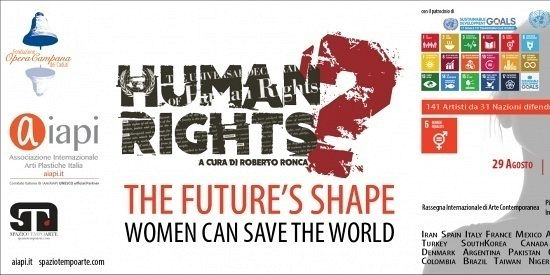 HUMAN RIGHTS? #THE FUTURE'S SHAPE | WOMEN WILL SAVE THE WORLD