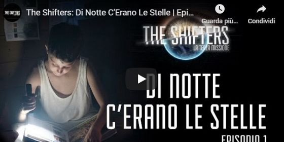 The shifters - Episodio 1